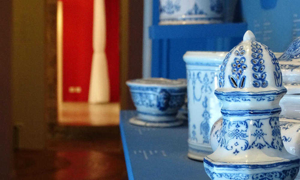 Musée de la Faïence | Ceramics with a difference in magical Provence
