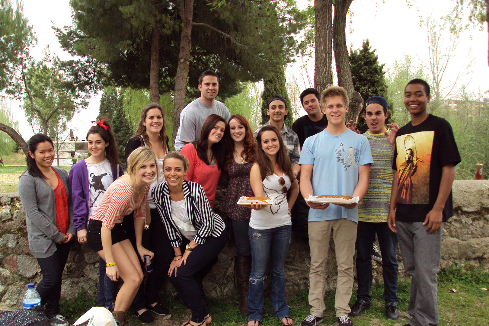 Spanish Courses Unamuno Alumnos excursio