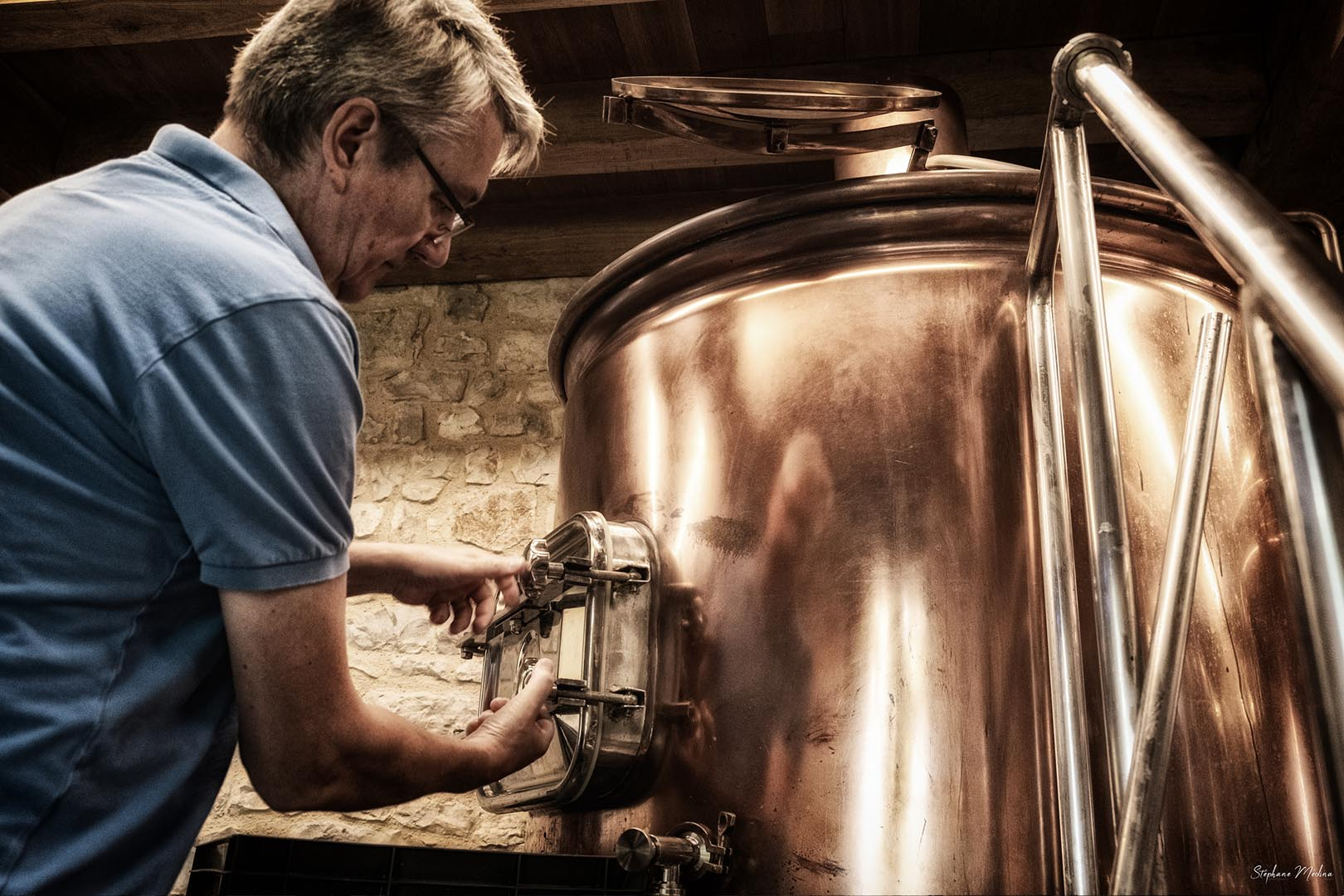 Brasserie Artisanale de Puycelsi: A brewery with a difference in one of France's most beautiful villages, Discover Southern Europe magazine