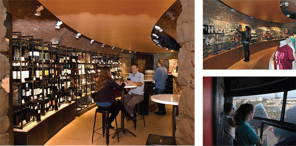Turisme de Barcelona | Wine tasting in a Barcelona monument, Discover Southern Europe