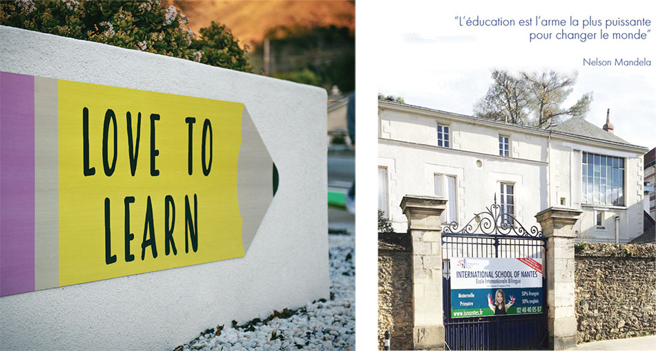 The International School of Nantes | To bilingualism and beyond, Discover Southern Europe