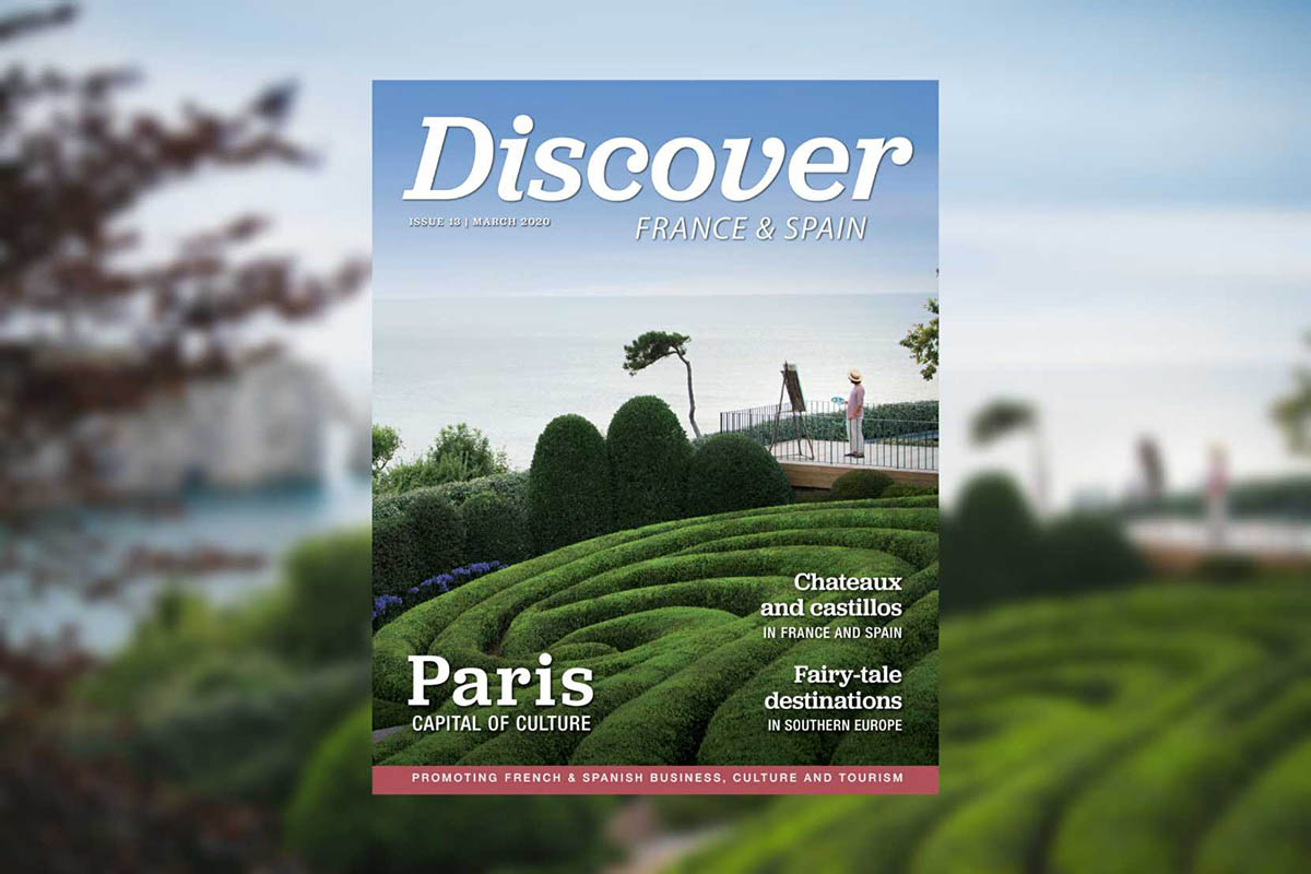 Discover Southern Europe becomes Discover France & Spain